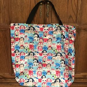 Tsum Tsum shopping bag